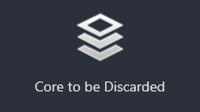 Core To Be Discarded