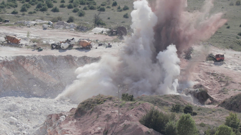 Eliminating Flyrock Risk with Drill and Blast Best Practice