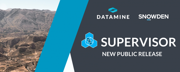 Multivariate Conditional Simulation with Supervisor 8.14 – New Release
