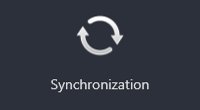 sychronisation-menu-item-